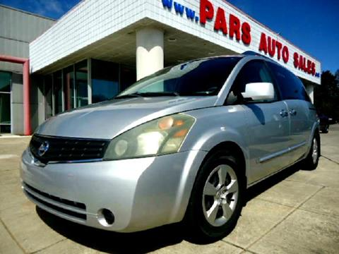 2007 Nissan Quest for sale in Stone Mountain, GA