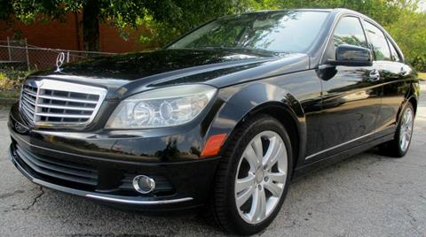 2010 Mercedes-Benz C-Class for sale in Stone Mountain, GA