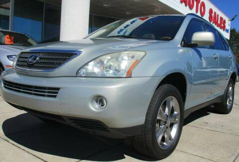 2006 Lexus RX 400h for sale at Pars Auto Sales Inc in Stone Mountain GA