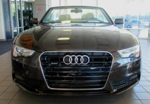 2014 Audi A5 for sale at Pars Auto Sales Inc in Stone Mountain GA