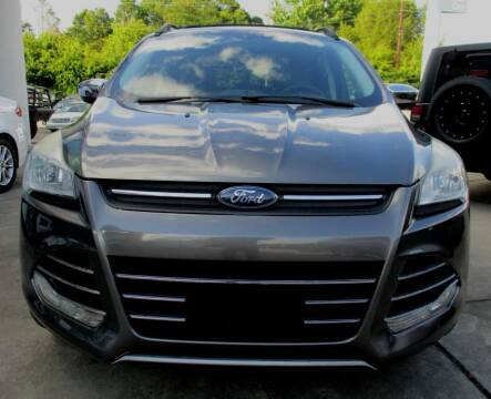 2014 Ford Escape for sale at Pars Auto Sales Inc in Stone Mountain GA
