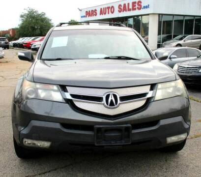 2007 Acura MDX for sale at Pars Auto Sales Inc in Stone Mountain GA