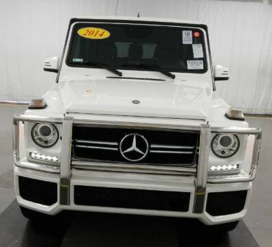 2014 Mercedes-Benz G-Class for sale at Pars Auto Sales Inc in Stone Mountain GA
