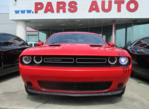 2015 Dodge Challenger for sale at Pars Auto Sales Inc in Stone Mountain GA