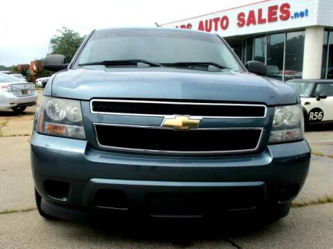 2010 Chevrolet Tahoe for sale at Pars Auto Sales Inc in Stone Mountain GA