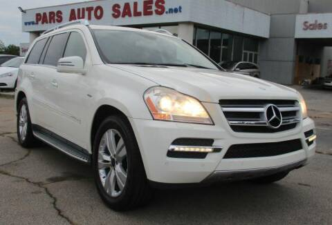 2012 Mercedes-Benz GL-Class for sale at Pars Auto Sales Inc in Stone Mountain GA