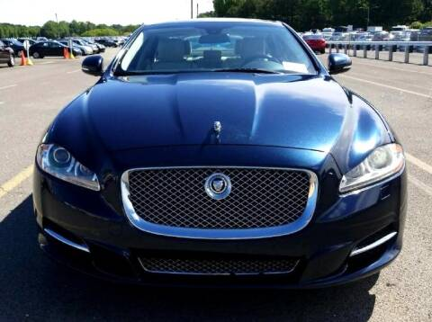 2013 Jaguar XJL for sale at Pars Auto Sales Inc in Stone Mountain GA