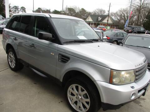 2009 Land Rover Range Rover Sport for sale at Pars Auto Sales Inc in Stone Mountain GA