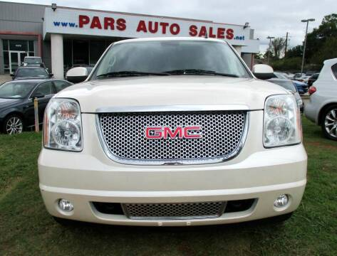 2013 GMC Yukon for sale at Pars Auto Sales Inc in Stone Mountain GA