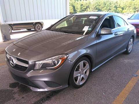 2015 Mercedes-Benz CLA for sale at Pars Auto Sales Inc in Stone Mountain GA
