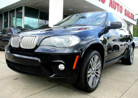2011 BMW X5 for sale at Pars Auto Sales Inc in Stone Mountain GA
