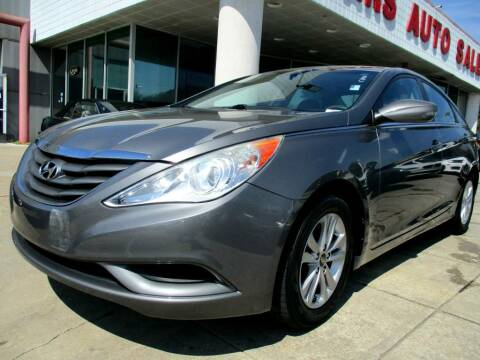 2011 Hyundai Sonata for sale at Pars Auto Sales Inc in Stone Mountain GA