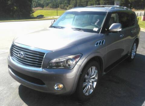 2011 Infiniti QX56 for sale at Pars Auto Sales Inc in Stone Mountain GA