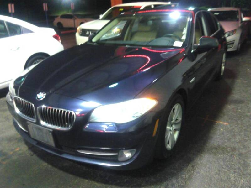 2013 BMW 5 Series for sale at Pars Auto Sales Inc in Stone Mountain GA