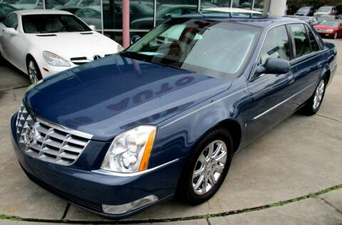 2009 Cadillac DTS for sale at Pars Auto Sales Inc in Stone Mountain GA