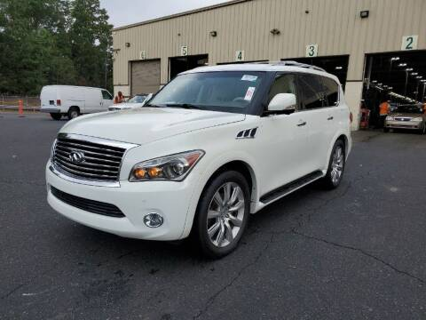 2013 Infiniti QX56 for sale at Pars Auto Sales Inc in Stone Mountain GA