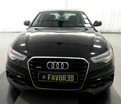 2014 Audi A6 for sale at Pars Auto Sales Inc in Stone Mountain GA