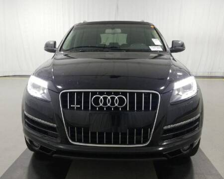 2015 Audi Q7 for sale at Pars Auto Sales Inc in Stone Mountain GA