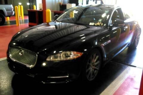 2013 Jaguar XJ for sale at Pars Auto Sales Inc in Stone Mountain GA