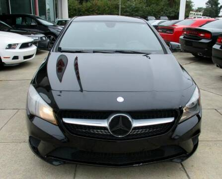 2014 Mercedes-Benz CLA for sale at Pars Auto Sales Inc in Stone Mountain GA