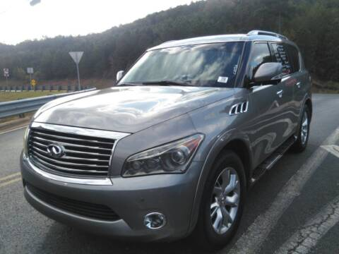 2012 Infiniti QX56 for sale at Pars Auto Sales Inc in Stone Mountain GA