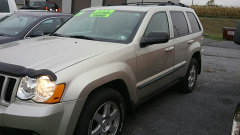 2009 Jeep Grand Cherokee for sale in St Marys, PA