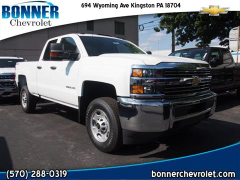 2018 Chevrolet Silverado 2500HD for sale in Kingston, PA