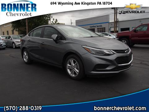 2018 Chevrolet Cruze for sale in Kingston, PA