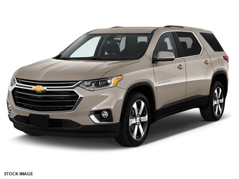2018 Chevrolet Traverse for sale in Kingston, PA