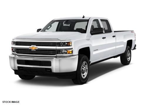 2017 Chevrolet Silverado 2500HD for sale in Kingston, PA