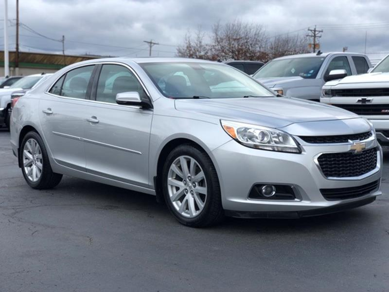 2015 chevrolet malibu lt 4dr sedan w 2lt in kingston pa. Black Bedroom Furniture Sets. Home Design Ideas