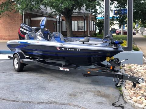 2016 Triton 189 for sale in Kingston, PA