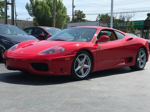2000 Ferrari 360 Modena for sale in Kingston, PA
