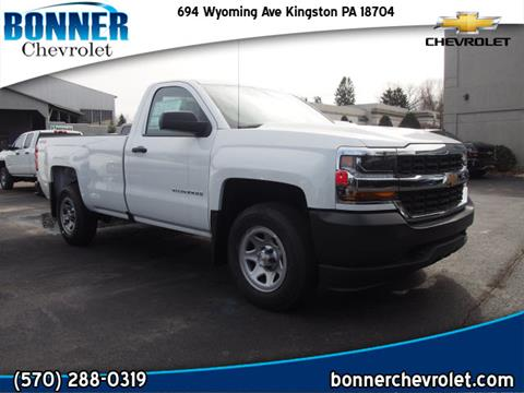 2017 Chevrolet Silverado 1500 for sale in Kingston, PA