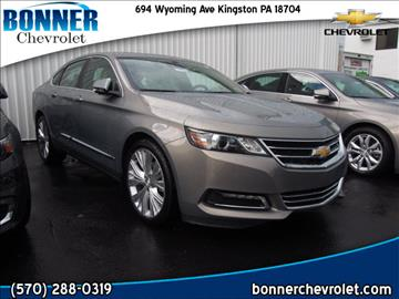 2017 Chevrolet Impala for sale in Kingston, PA