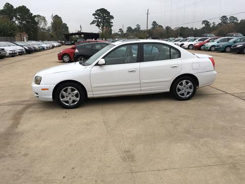 2005 Hyundai Elantra for sale in Houston, TX