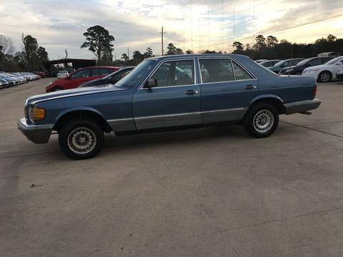 1981 Mercedes-Benz 300-Class for sale in Houston, TX