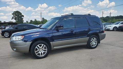 2006 Subaru Forester for sale in Houston, TX