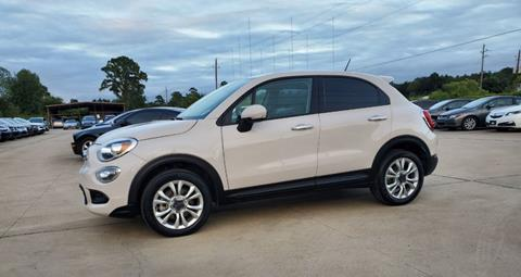 2016 FIAT 500X for sale in Houston, TX
