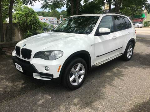 2007 BMW X5 for sale at ANDONI AUTO SALES in Worcester MA