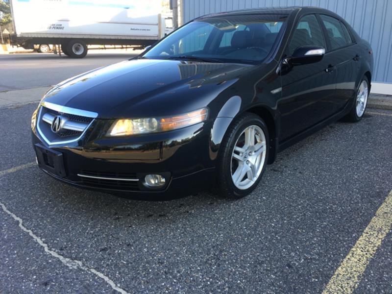 2008 Acura TL for sale at ANDONI AUTO SALES in Worcester MA