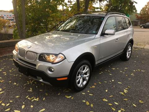 2009 BMW X3 for sale at ANDONI AUTO SALES in Worcester MA