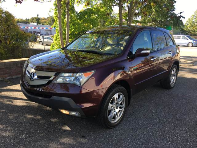 2007 Acura MDX for sale at ANDONI AUTO SALES in Worcester MA