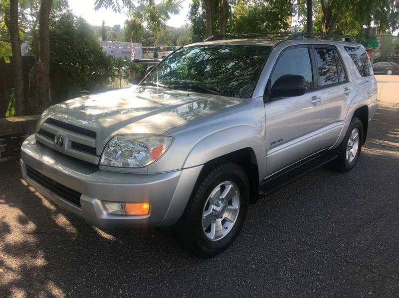 2004 Toyota 4Runner for sale at ANDONI AUTO SALES in Worcester MA