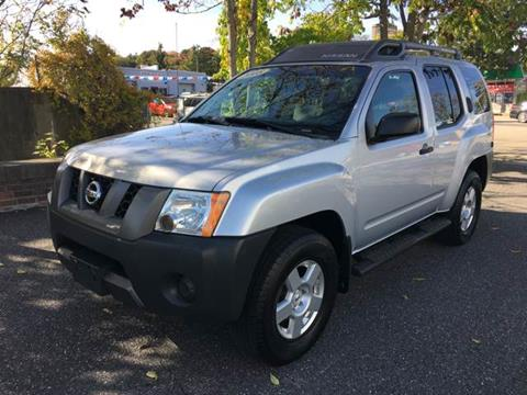 2008 Nissan Xterra for sale at ANDONI AUTO SALES in Worcester MA
