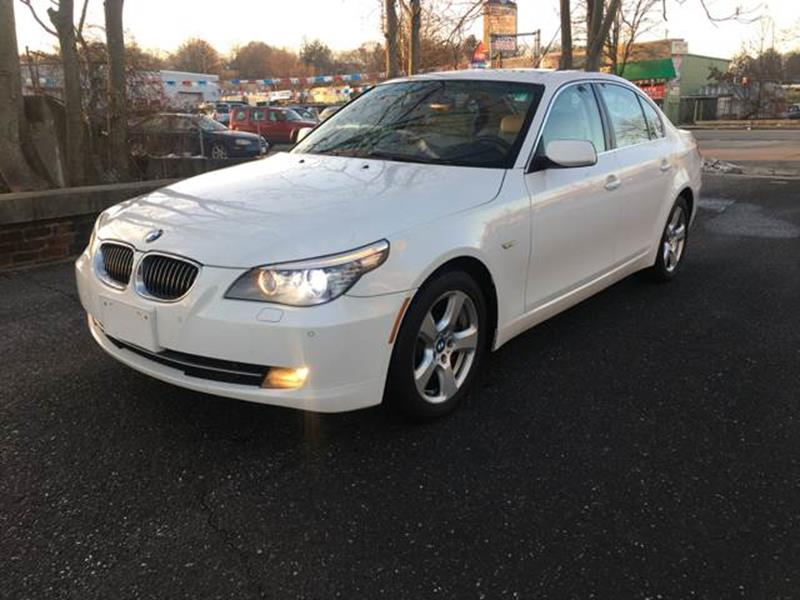 2008 BMW 5 Series For Sale At Andoni Auto Sales In Worcester MA