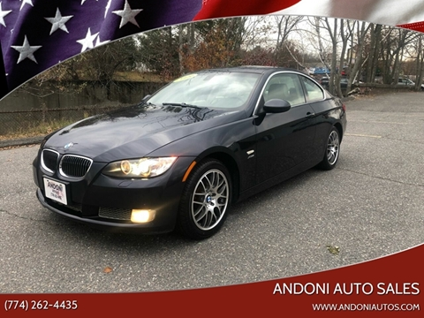 2009 BMW 3 Series for sale in Worcester, MA