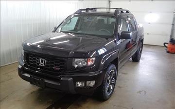 2013 Honda Ridgeline for sale in Fergus Falls, MN