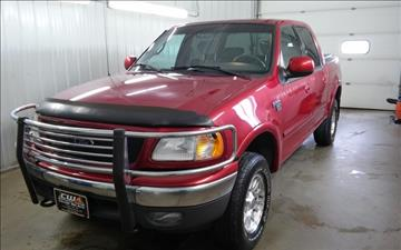 2001 Ford F-150 for sale in Fergus Falls, MN