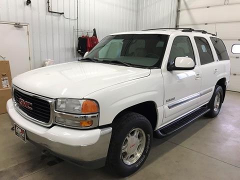 2000 GMC Yukon for sale in Fergus Falls, MN